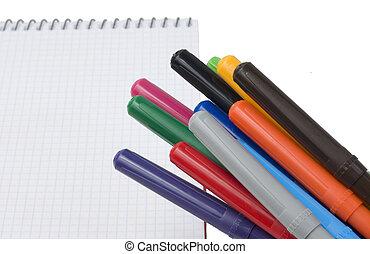 penne colore
