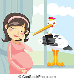 pensare, gravidanza
