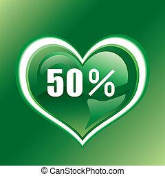 percento, 50