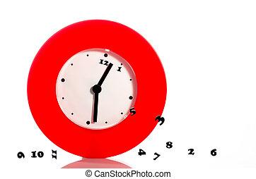 perdendo tempo