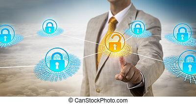 perimetro, amministratore, accedere a, dati, assicurato