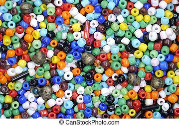 perline, colorito