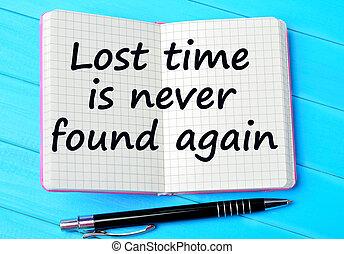 perso, testo, tempo, ancora, fondare, mai