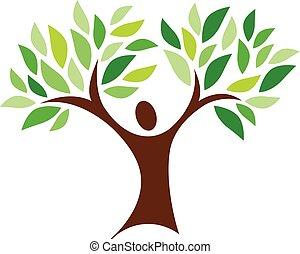 persona, albero