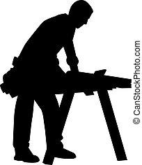 persona, carpentiere