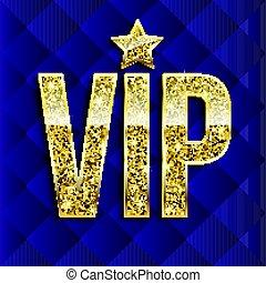 persona, dorato, lettere, card., quilted, molto, bandiera, astratto, -, coperchio, o, invito, exclusivity., vip, fondo, lusso, sagoma, icon., brillare, simbolo, importante