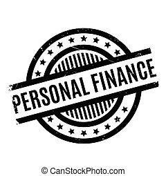 personale, gomma, finanza, francobollo