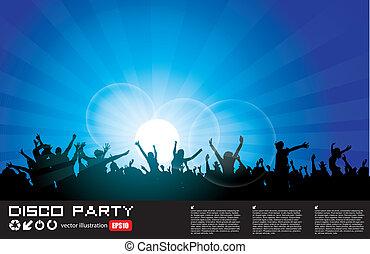 persone, festa