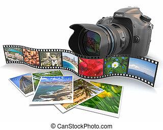 photography., film, photos., macchina fotografica, slr