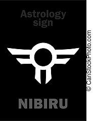 pianeta, astrology:, birbaccione, nibiru
