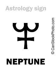 pianeta, astrology:, nettuno