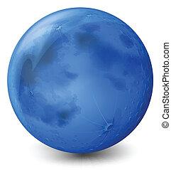 pianeta blu