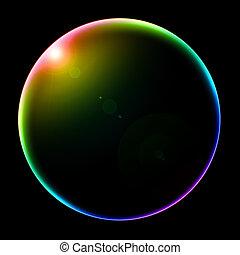 pianeta, colori
