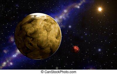 pianeta, extrasolar