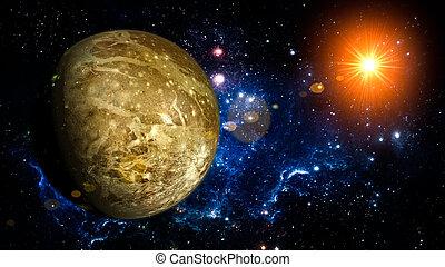 pianeta, ganymede