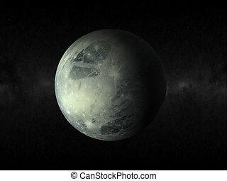 pianeta, plutone
