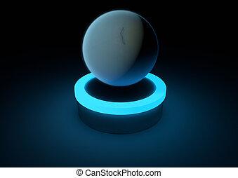pianeta, urano