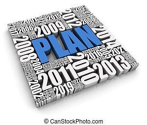 pianificazione, annuale