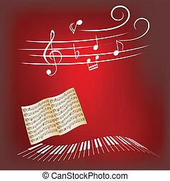 pianoforte, musica