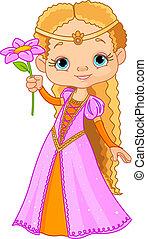 piccola principessa, bello
