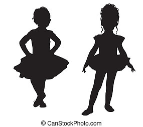 piccolo, ballerine