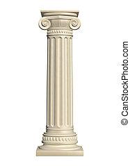 pietra, colonna