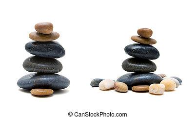 pietre, zen-come