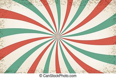 pinwheel, circo, fondo