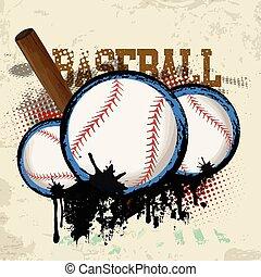 pipistrello baseball, baseball, manifesto