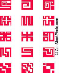 pixel, icone