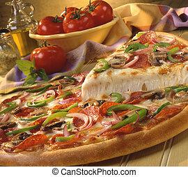 pizza suprema