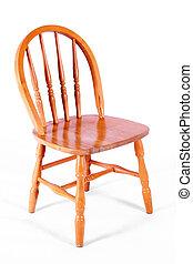 poco, sedia, lucente