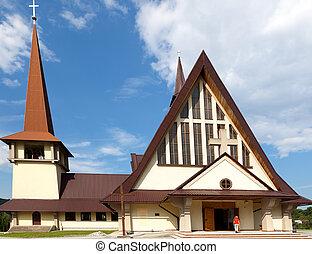 polacco, chiesa