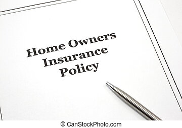 politica, proprietari casa, penna, assicurazione