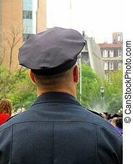 poliziotto, uniforme