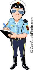poliziotto
