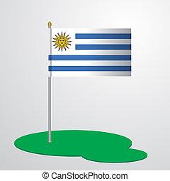 polo segnalatore, uruguay