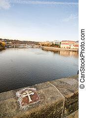 ponte, carlo, croce