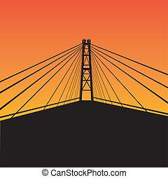 ponte cavo-stare