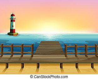 ponte legno, parola, alto