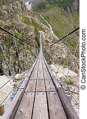 ponte, trift, prospettiva