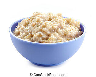 porridge, ciotola, avena