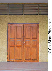porta, legno