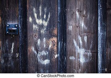 porta legno