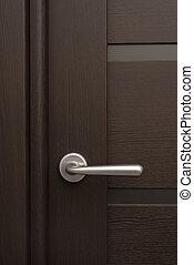 porta legno, dettaglio