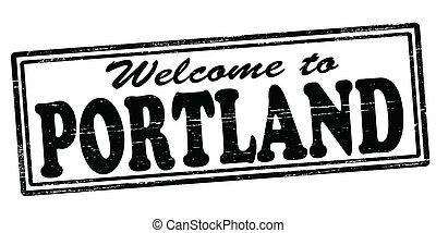 portland, benvenuto