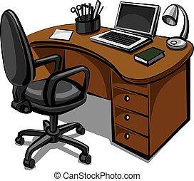 posto, ufficio