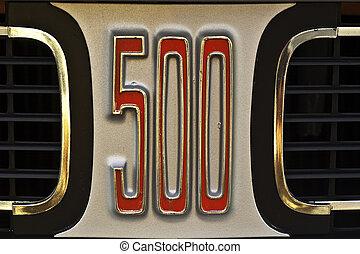 potente, 500