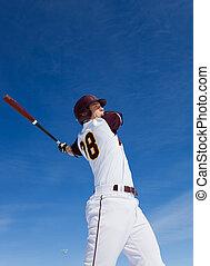 pratica, baseball