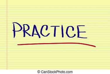 pratica, concetto